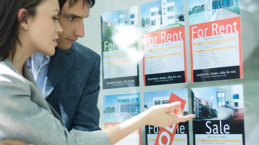 rent vs. buy real estate