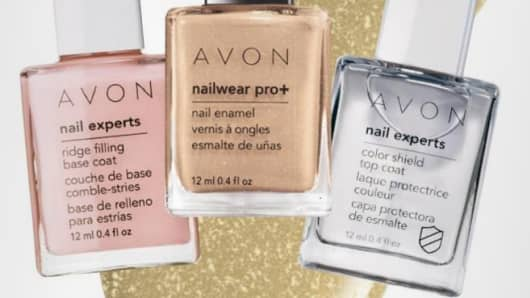Avon nail products