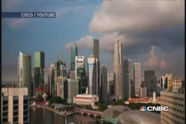 Singapore: What it takes to build a smart city