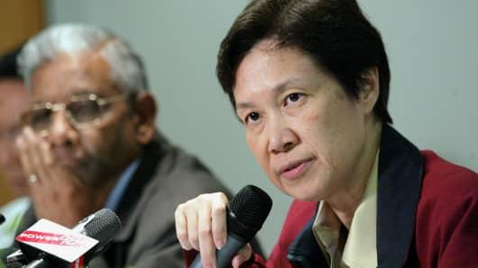 Ho Ching, CEO of Temasek
