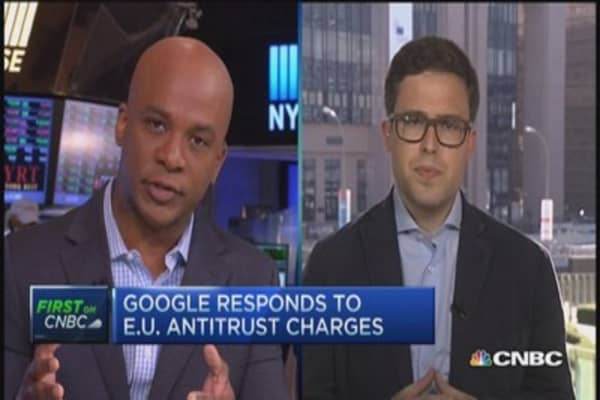 Google's Cohen: Google has vibrant competition