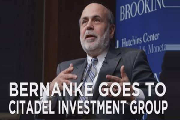 Bernanke turns a new page