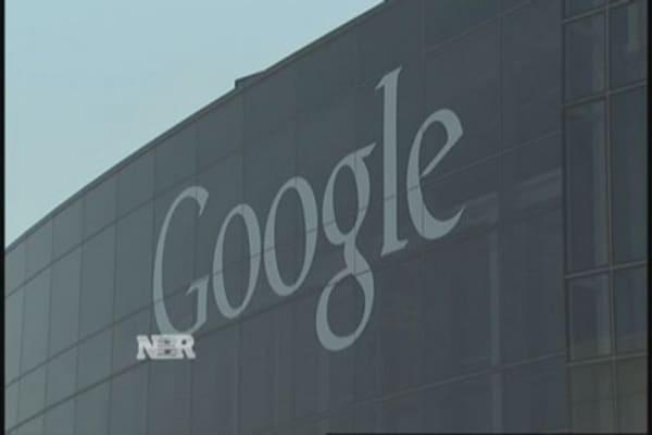 EU files antitrust charges against Google
