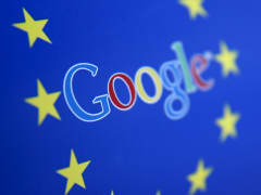 EU Google antitrust suit