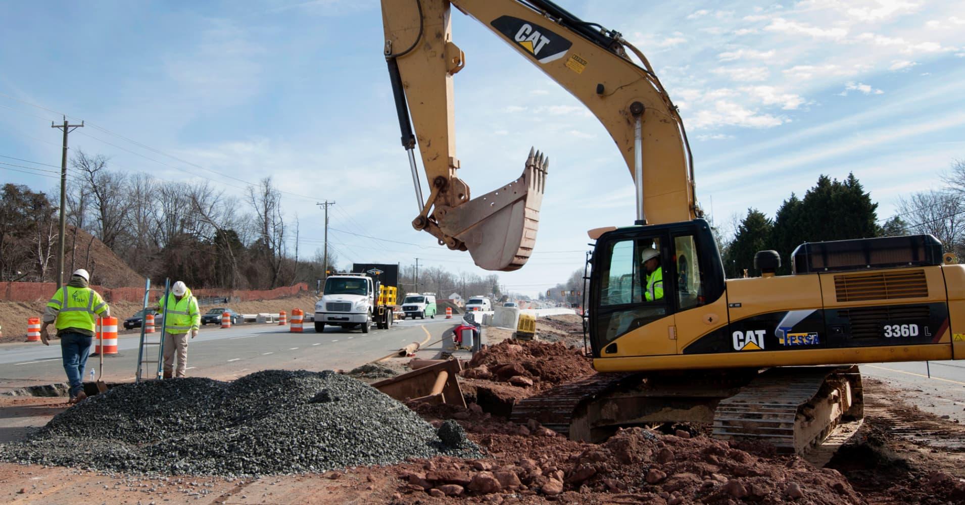 Breakingviews: Beware cracks in Trump's infrastructure plan