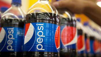 Pepsi bottles PepsiCo