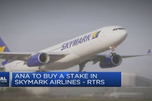 AirAsia CEO: 'I think we lost Skymark'