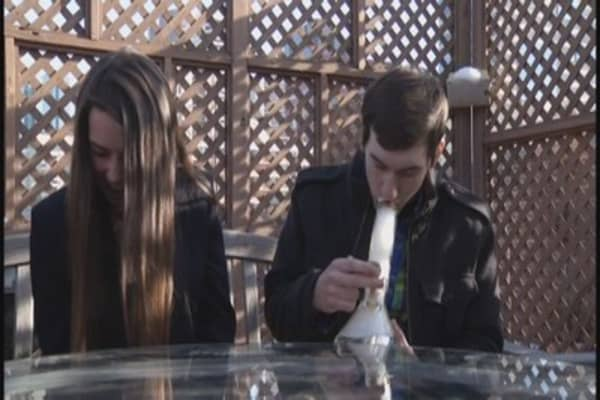 Massroots: The Instagram for marijuana users