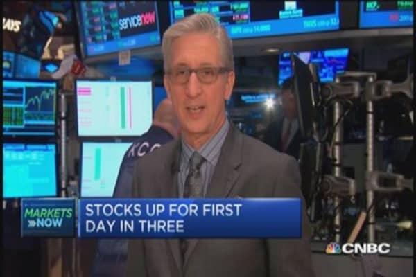 Pisani's market open: Royal Caribbean earnings