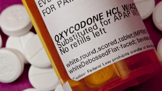 a study of oxycontin In 2010, an abuse-deterrent formulation of the widely abused prescription opioid oxycontin replaced the original formulation after the new formulation was introduced, patients reported that.