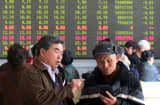 China economy stock markets