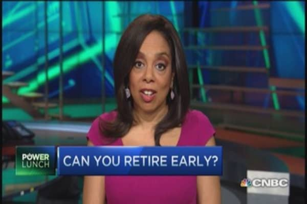 Can you retire early?