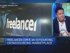 Meet online jobs marketplace, Freelancer.com