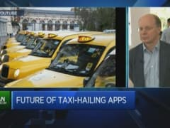 Is London's taxi market overcrowded?