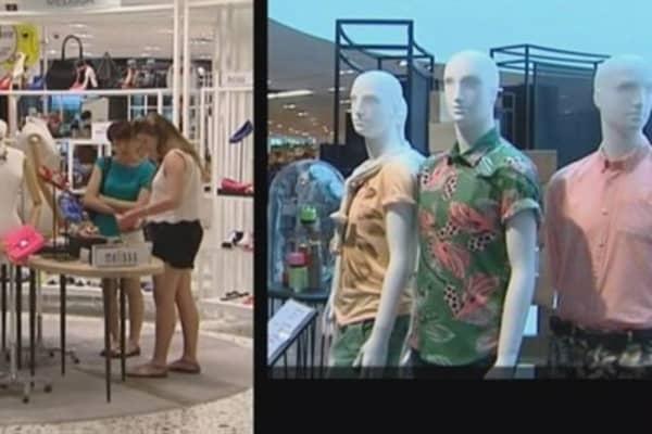 Surviving Singapore's retail slowdown