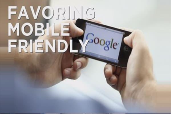 A big change for Google