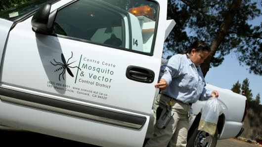 California prepares itself for mosquito season as the drought persists.