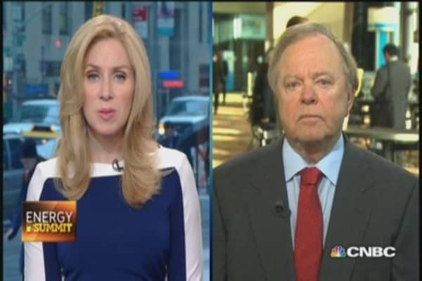 Harold Hamm: World's 'crazy oil policy