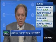 Bill Gross: Short of a lifetime