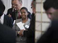 Job seeker VOWS Veterans of Wall Street