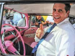 Andrew Cuomo in Cuba