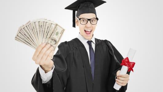 College graduate starting salary