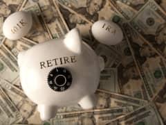retirement 401K Roth IRA