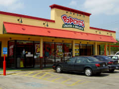 Popeye's restaurant