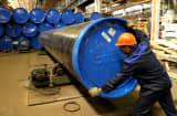 Gazprom Russia Natural gas