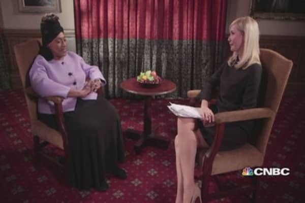CNBC Meets: Jessye Norman, part two