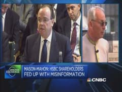 I want HSBC's chairman to resign: Shareholder