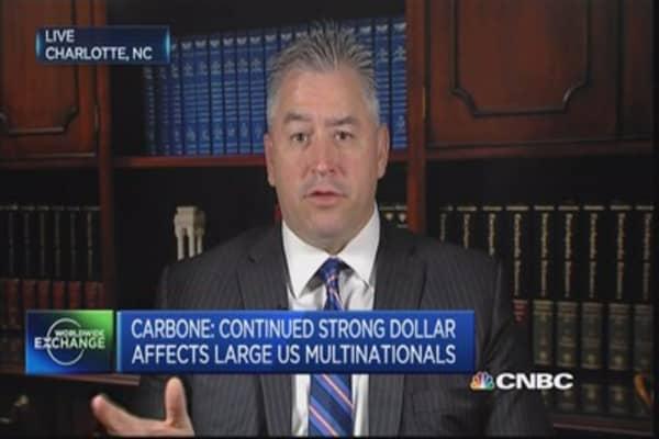 Are US earnings unimpressive?