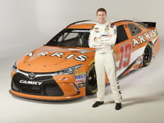 Carl Edwards and Arris sponsored NASCAR