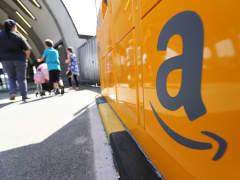 Amazon pickup and collect locker
