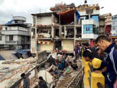 Nepal Earthquake Katmandu