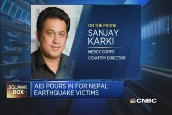 Nepal earthquake death toll rises to 3,218