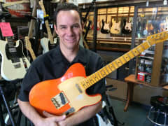 Mike Craig of Gelb Music in Cal