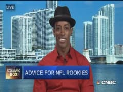Money warning to rich athletes