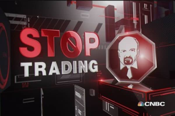 Cramer's Stop Trading: Celladon