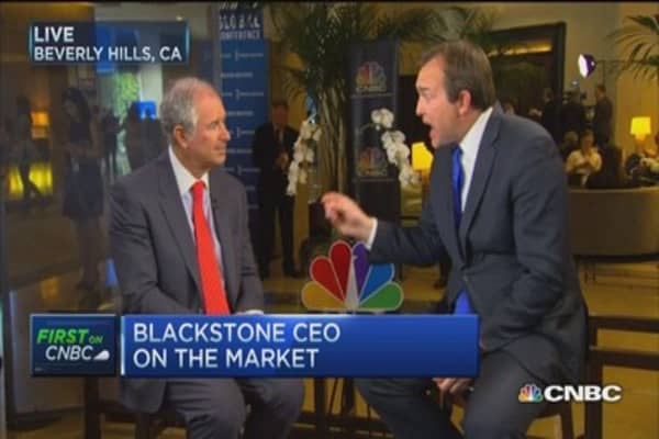 Housing still a good investment: Blackstone CEO