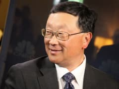 John Chen, CEO of BlackBerry.