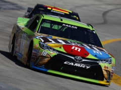David Ragan M&M car NASCAR