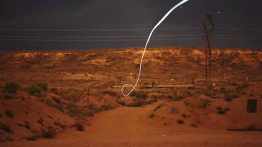 DARPA's self-steering bullet EXACTO (Extreme Accuracy Tasked Ordnance) adjust in flight to hit moving targets.