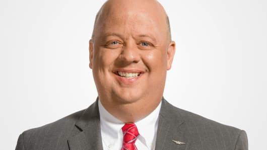 Paul Jacobson, Delta CFO.