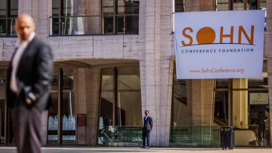 The 2015 Sohn Investment Conference takes place on Monday May 5th in New York.