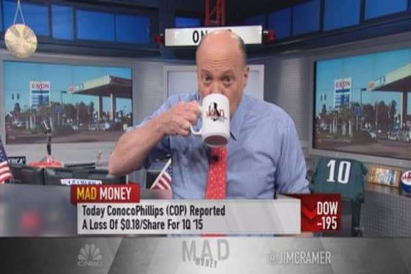 Cramer: Too late to buy oils