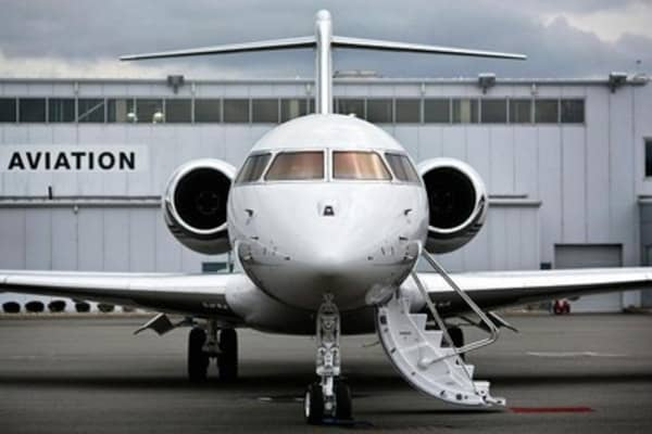 NetJets CEO: US strong for us