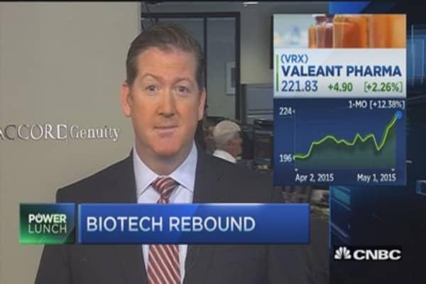 Biotech's big outlook