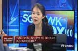 Weak China April PMI not a surprise: HSBC