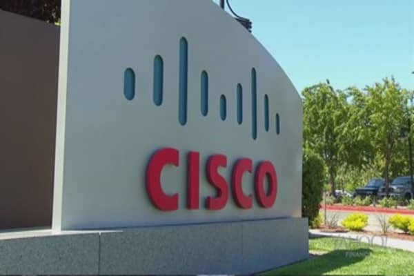 Cisco names next CEO